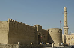 Al Fahidi Fort Royalty Free Stock Photos
