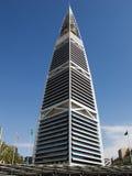 Al Faisaliah Kontrollturm Stockfoto