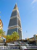 Al Faisaliah tower Stock Photo