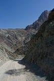 Al Fara, intervallo di montagna di Waetern Hajar. Immagine Stock