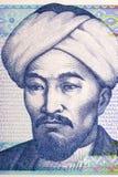 Al-Farabi portrait Royalty Free Stock Image