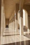 Al Fateh盛大清真寺在麦纳麦,巴林 图库摄影