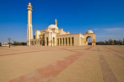 Al-Fateh Grand Mosque Royalty Free Stock Photography