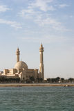 Al-Fateh Grand Mosque in Bahrain stock image