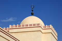 Al Fateh Grand Mosque in Manama Stock Image