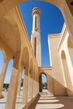 Al Fateh Grand Mosque in Manama, Bahrain Stock Photography