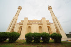 Al-Fateh Grand Mosque - national architecture Royalty Free Stock Photography