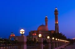 Al-fateh großartige Moschee Stockfotos
