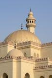 Al-Fateh großartige Moschee in Bahrain Lizenzfreies Stockfoto