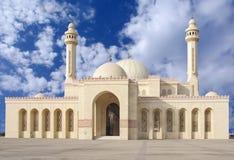 Al Fateh Moschee Bahrain Lizenzfreies Stockfoto