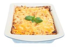 Al Forno del Lasagne Imagenes de archivo