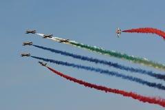 Al Fursan / Aermacchi MB-339NAT Stock Image