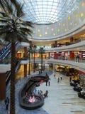 Al Ghurair市商城在迪拜 免版税图库摄影