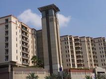 Al Ghurair市商城在迪拜 免版税库存照片