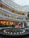 Al Ghurair City Shopping Mall en Dubai Imagenes de archivo