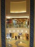 Al Ghurair City Shopping Mall nel Dubai Immagine Stock Libera da Diritti