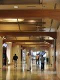Al Ghurair miasta zakupy centrum handlowe w Dubaj fotografia stock