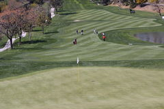 al golf di Andalusia apra, Marbella Immagini Stock Libere da Diritti