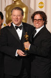 Al Gore,Davis Guggenheim Royalty Free Stock Image