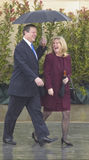 Al Gore and Tipper Gore Royalty Free Stock Photography