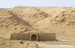 Al habashi修道院叙利亚 库存照片