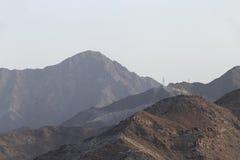 Al Hajar mountains Stock Images