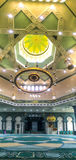 Al-Hajjah Maryam Mosque di Al-Ameerah Immagini Stock Libere da Diritti