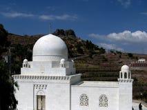 Al Hamidi Grave Haraz Immagine Stock