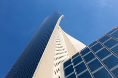 The Al Hamra Tower in Kuwait Royalty Free Stock Image