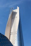The Al Hamra Tower in Kuwait Royalty Free Stock Photo