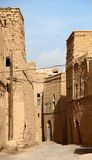 Al-Hamra Village, Oman Royalty Free Stock Photography