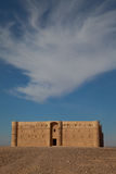 Al-Harraneh desert castle in Jordan Royalty Free Stock Photography