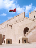 Al Hazm Fort in Oman Royalty Free Stock Photography
