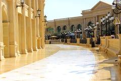 Al Hazm Qatar Fotografie Stock
