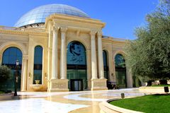 Al Hazm Qatar. The Ultra Luxury shopping destination in Qatar , AL Hazm .The Ultra Luxury shopping destination in Qatar , AL Hazm .Alhazm, translates into `the royalty free stock images