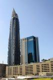 Al Hekma Tower Dubai UAE Royalty Free Stock Image