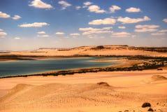 Al Hitan Wadi Στοκ φωτογραφία με δικαίωμα ελεύθερης χρήσης