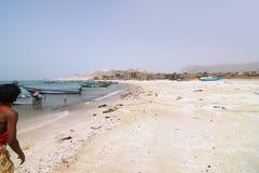 Al Hodeidah, Socotra, Jemen Fotografia Royalty Free