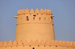 Al Jahili fort in Al Ain Stock Images