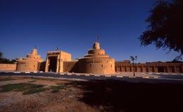 Al Jahili Fort Al Ain Fotografering för Bildbyråer
