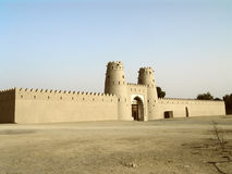 Al Jahili fort al ain Royalty Free Stock Image