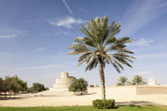 Al Jahili fort in Al Ain, UAE Stock Images