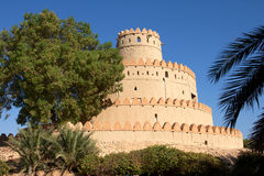 Al Jahili Fort Royalty Free Stock Images