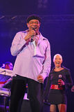 Al Jarreau Immagine Stock