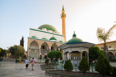 Free Al-Jazzar Mosque In Akko Royalty Free Stock Image - 60424386
