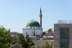 Free Al-Jazzar Mosque In Akko Royalty Free Stock Images - 60431429