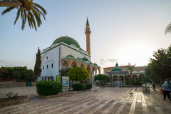 Free Al-Jazzar Mosque In Akko Stock Image - 60434251