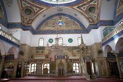 Al-Jazzar Mosque Stock Photos
