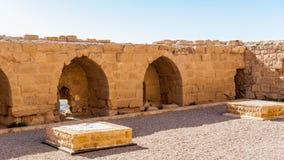 Al Karak,约旦 免版税库存照片