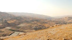 Al Karak Castle Lizenzfreies Stockfoto